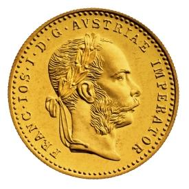 1-Dukat-Austriacki-zlota-moneta-awers